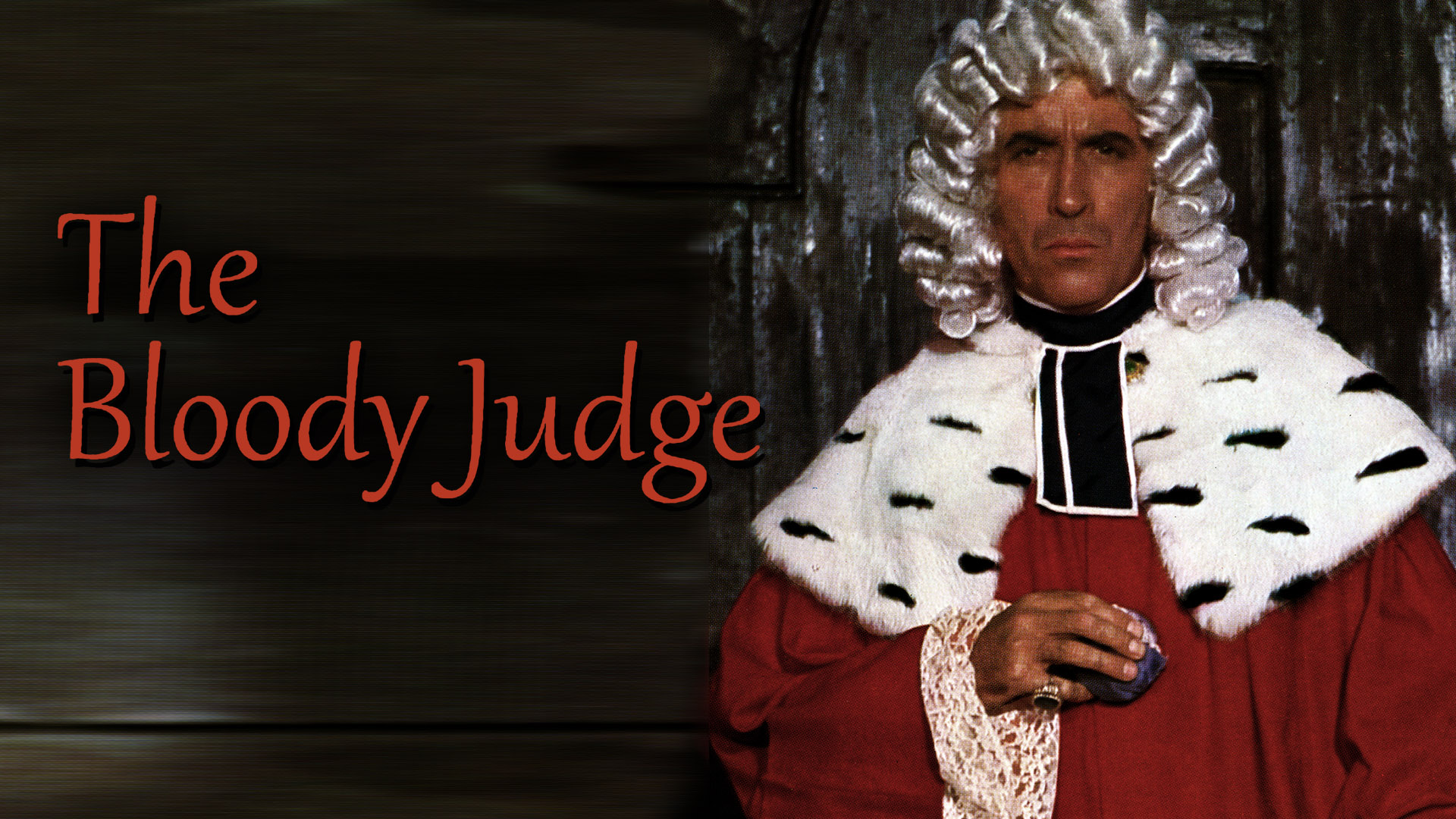 Bloody Judge