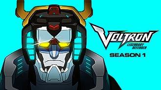 Voltron: Legendary Defender, Season 1