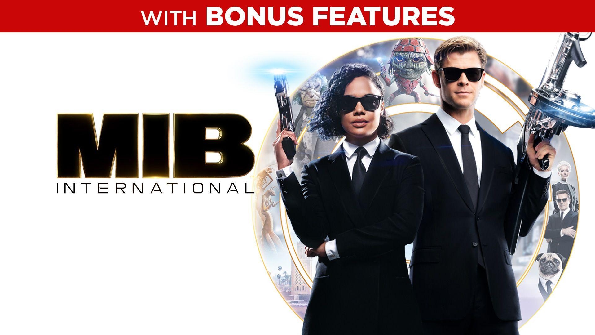 Men In Black: International (Plus Bonus Features)