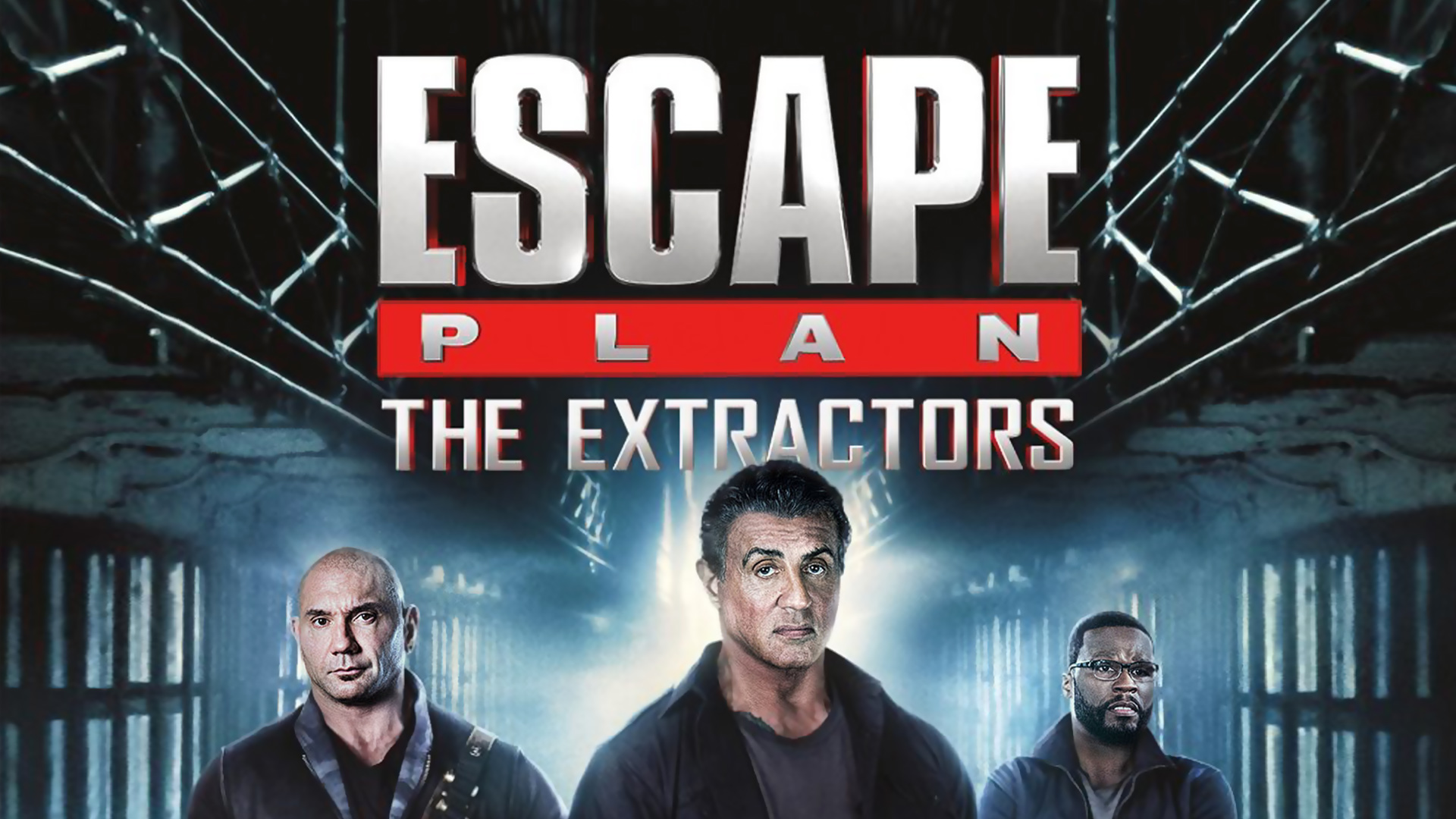 Escape Plan: The Extractors (4K UHD)