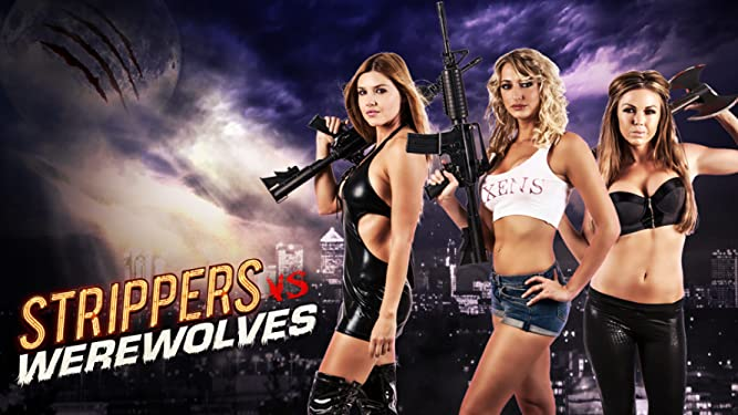 Stripper vs Werewolves