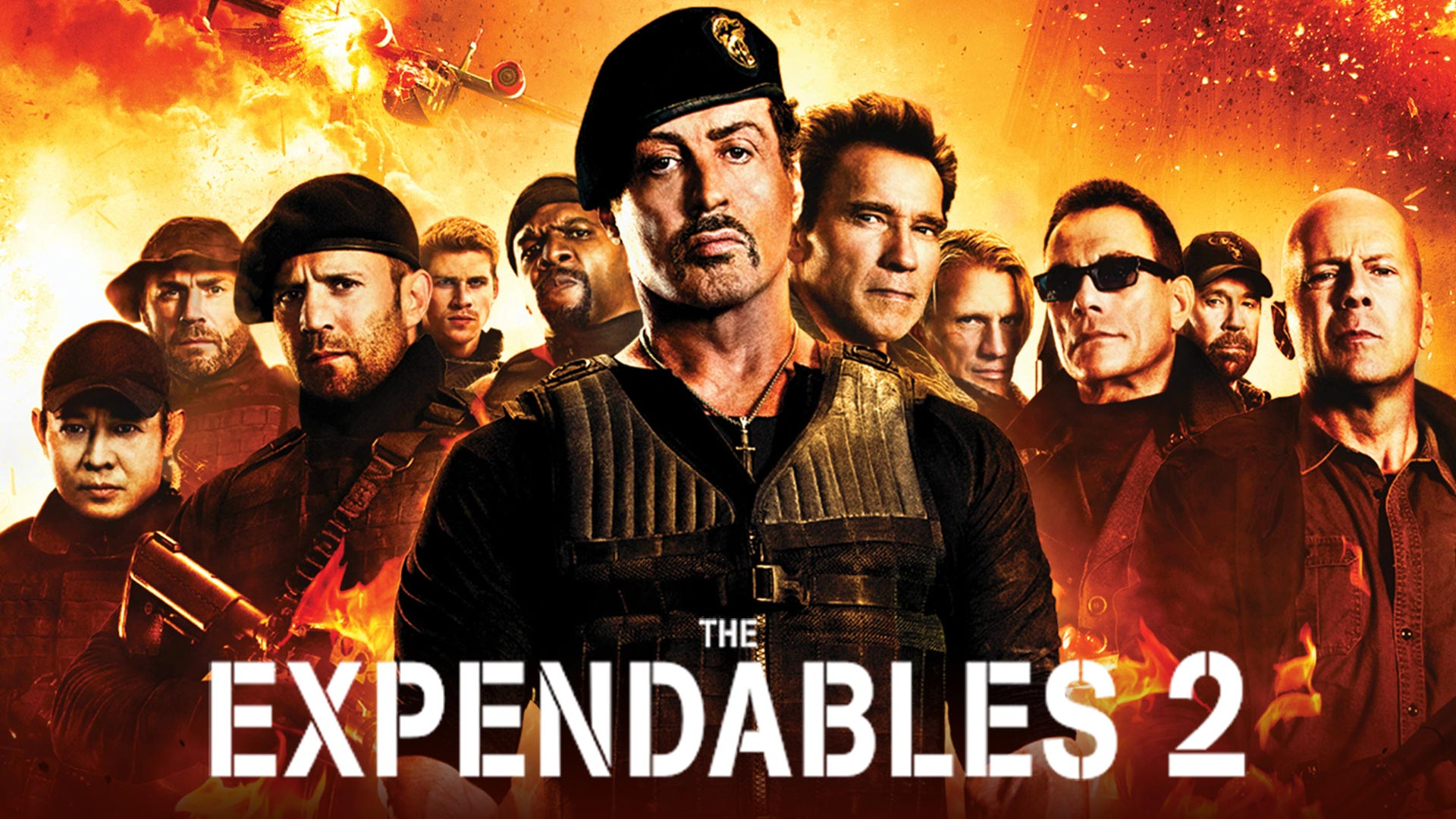 Expendables 2, The (4K UHD)