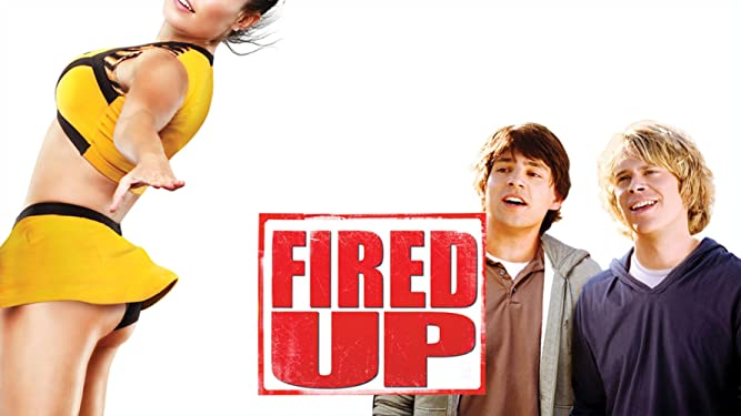 Fired Up! Unrated