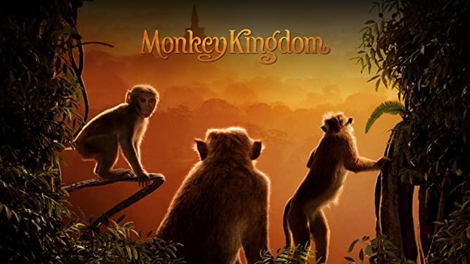 Monkey Kingdom (2015) (Theatrical)