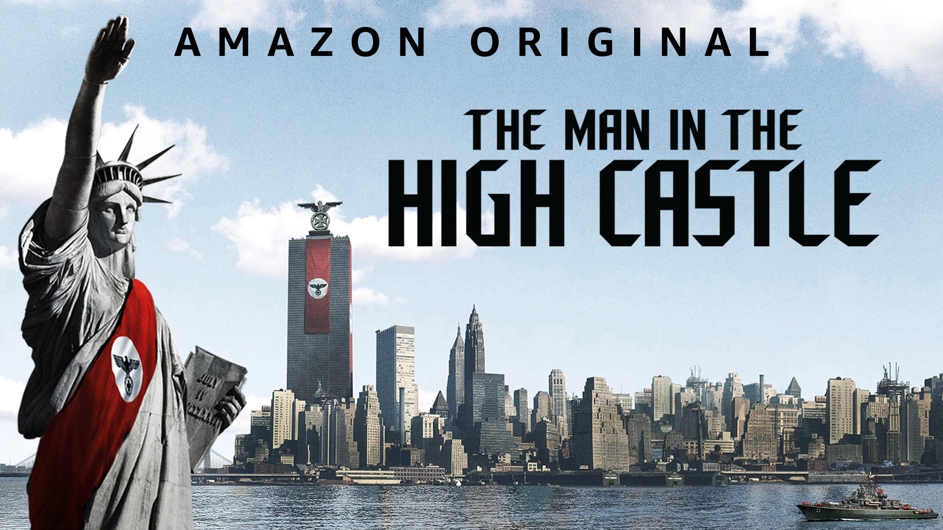 Man In The High Castle – Seizoen 1