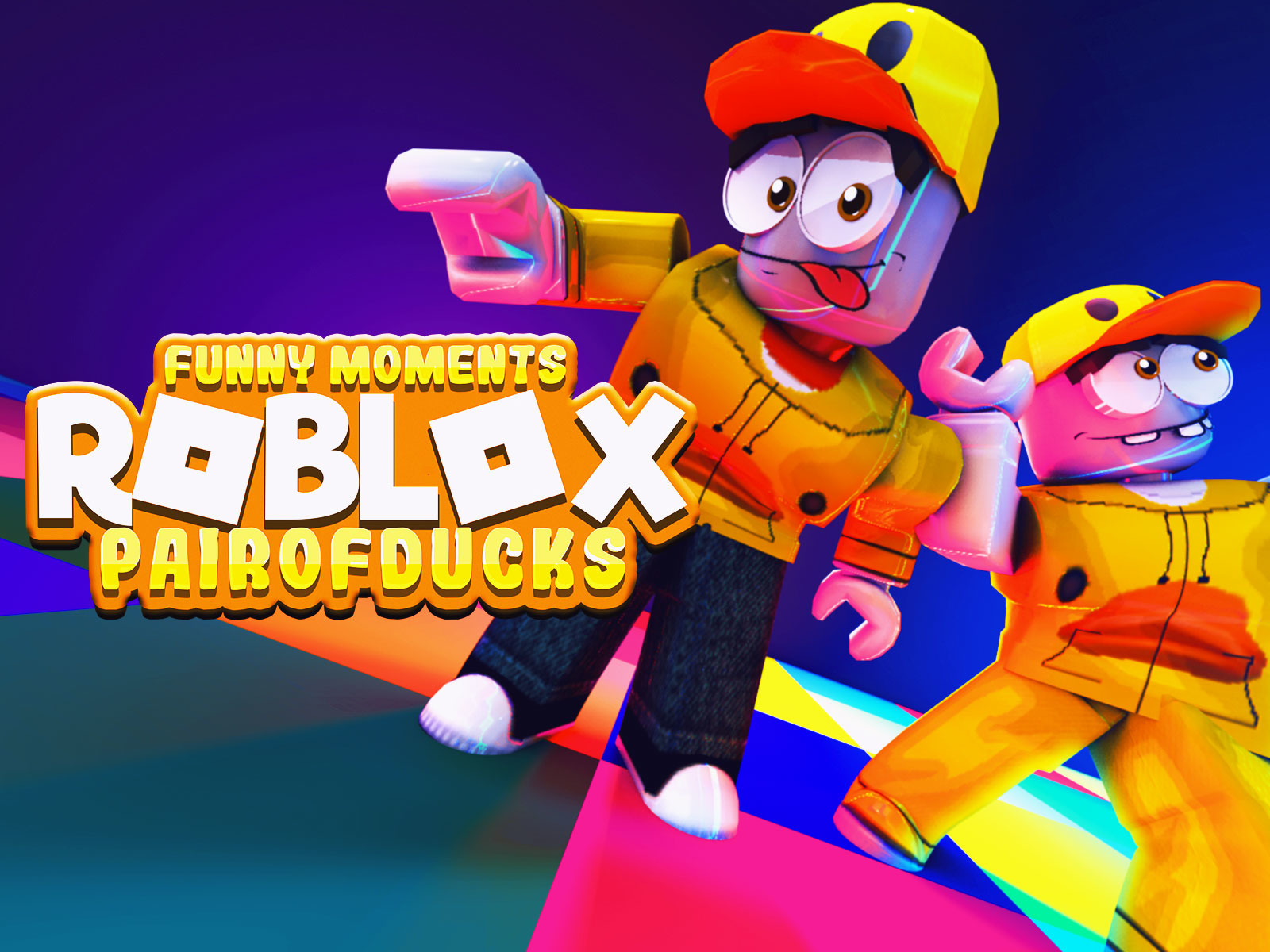 Watch Clip Roblox Funny Moments Pairofducks Mrquackerjack Prime Video Clip Roblox Funny Moments Pairofducks