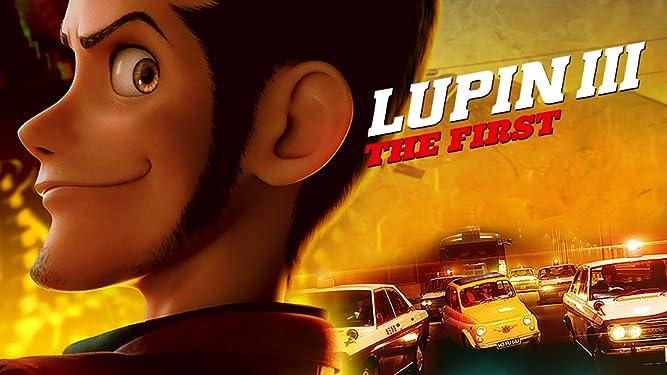 Lupin III: The First (English Language)