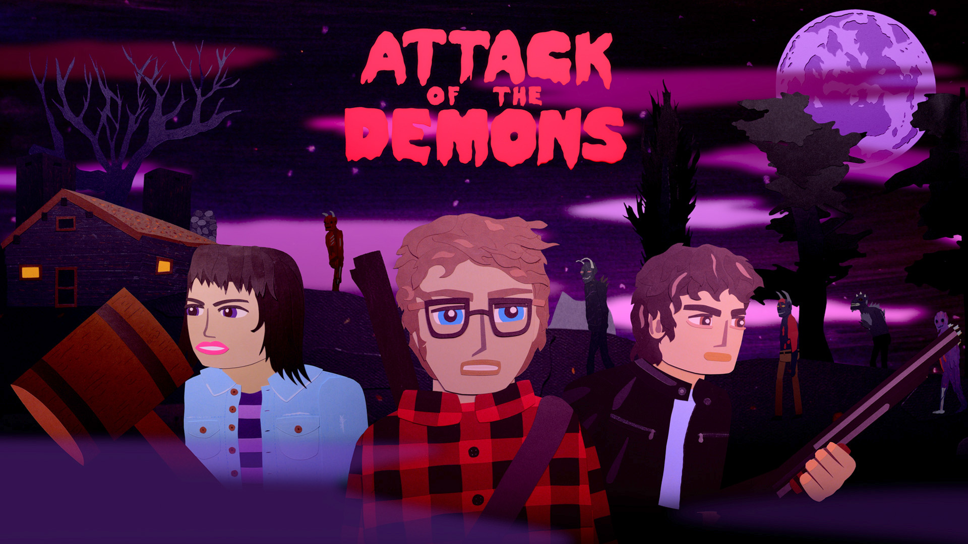 Attack Of The Demons