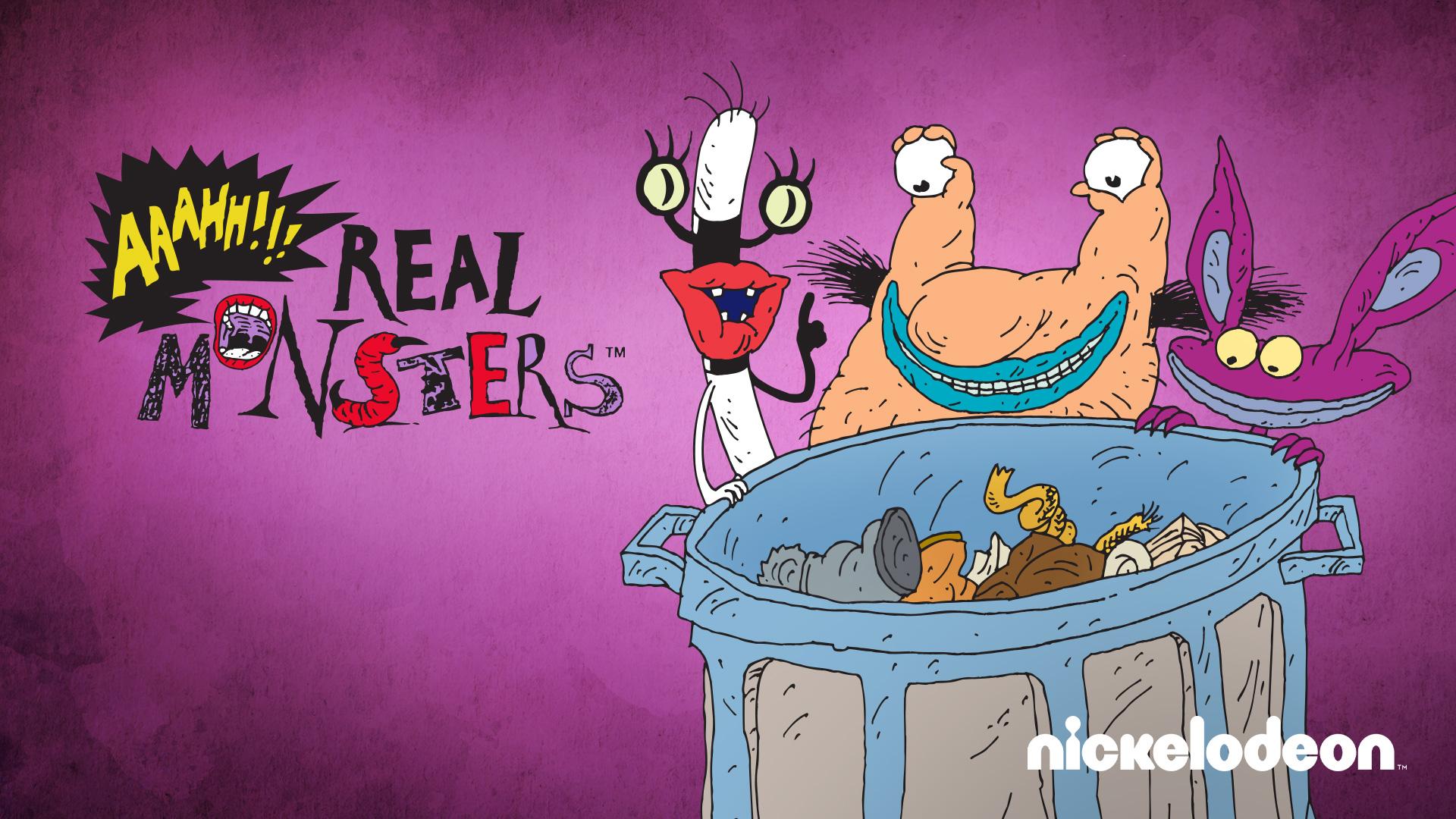 AAAHH!!! Real Monsters Season 1