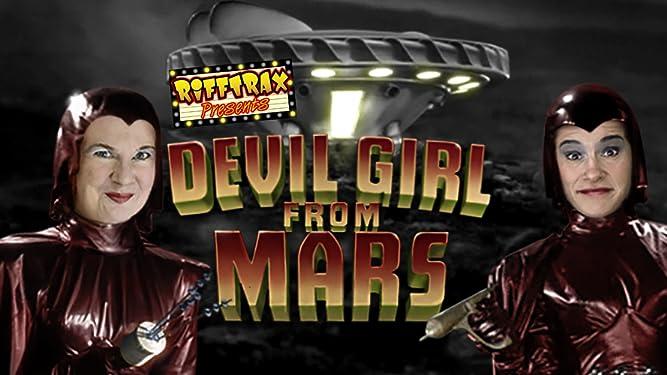 RiffTrax Presents: Devil Girl from Mars