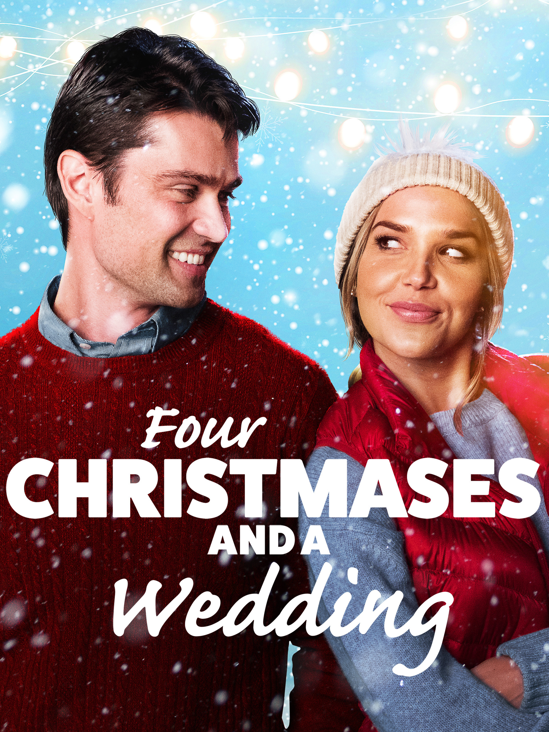 برايم فيديو: Four Christmases and a Wedding