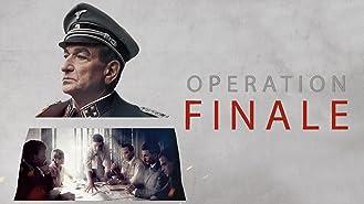 Operation Finale (4K UHD)
