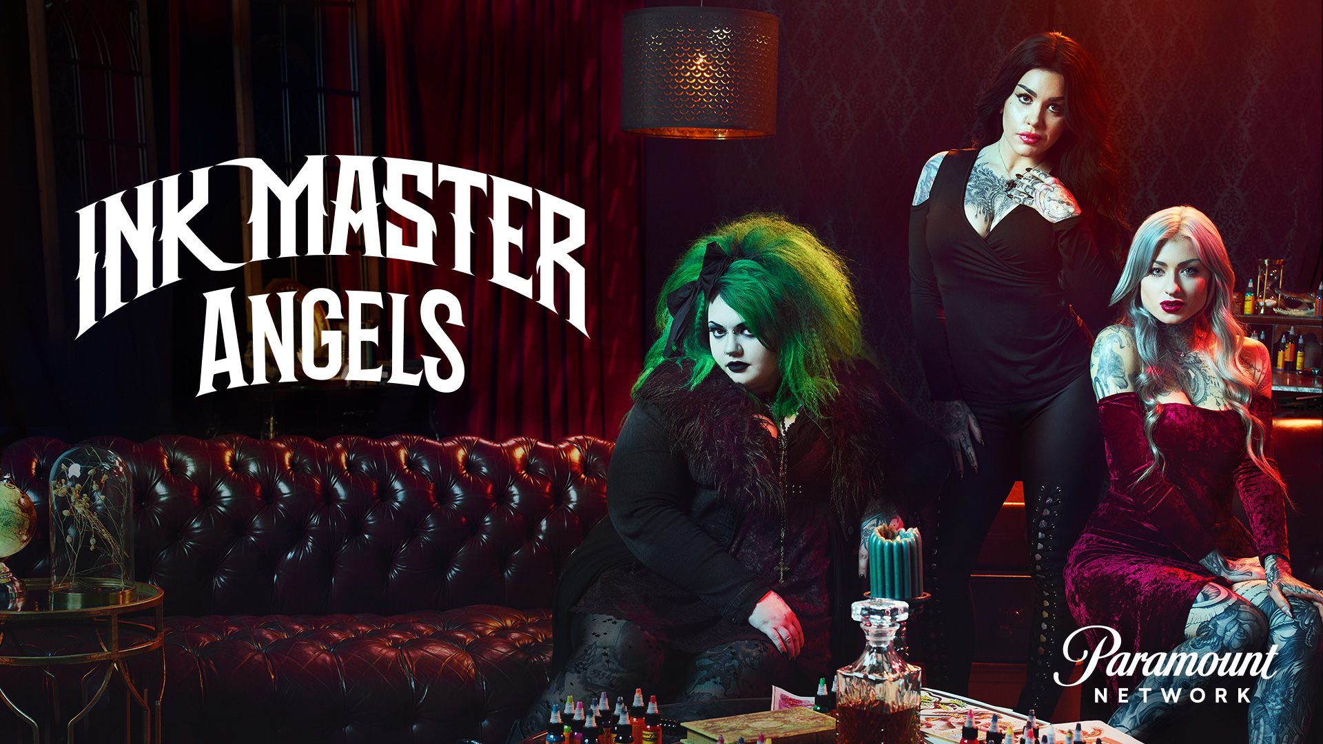 Ink Master: Angels Season 1