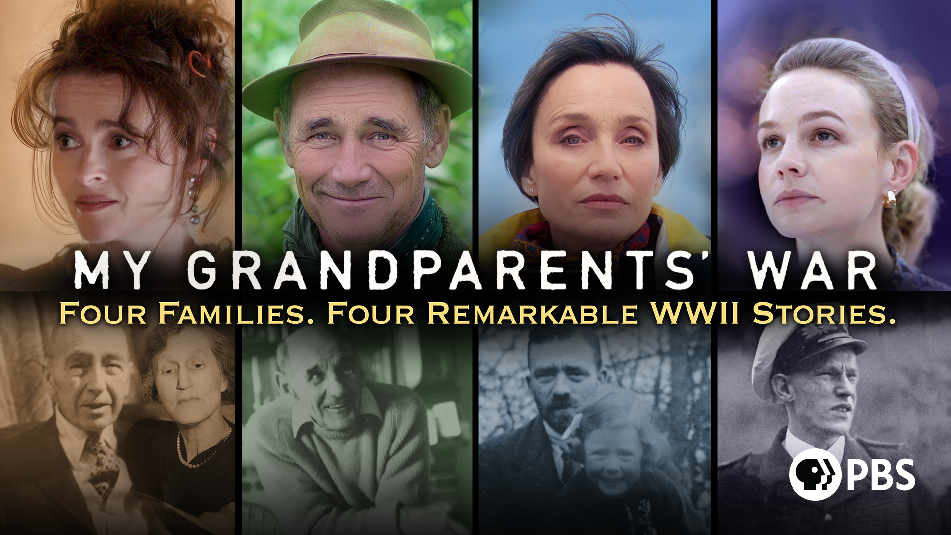My Grandparents' War, Season 1
