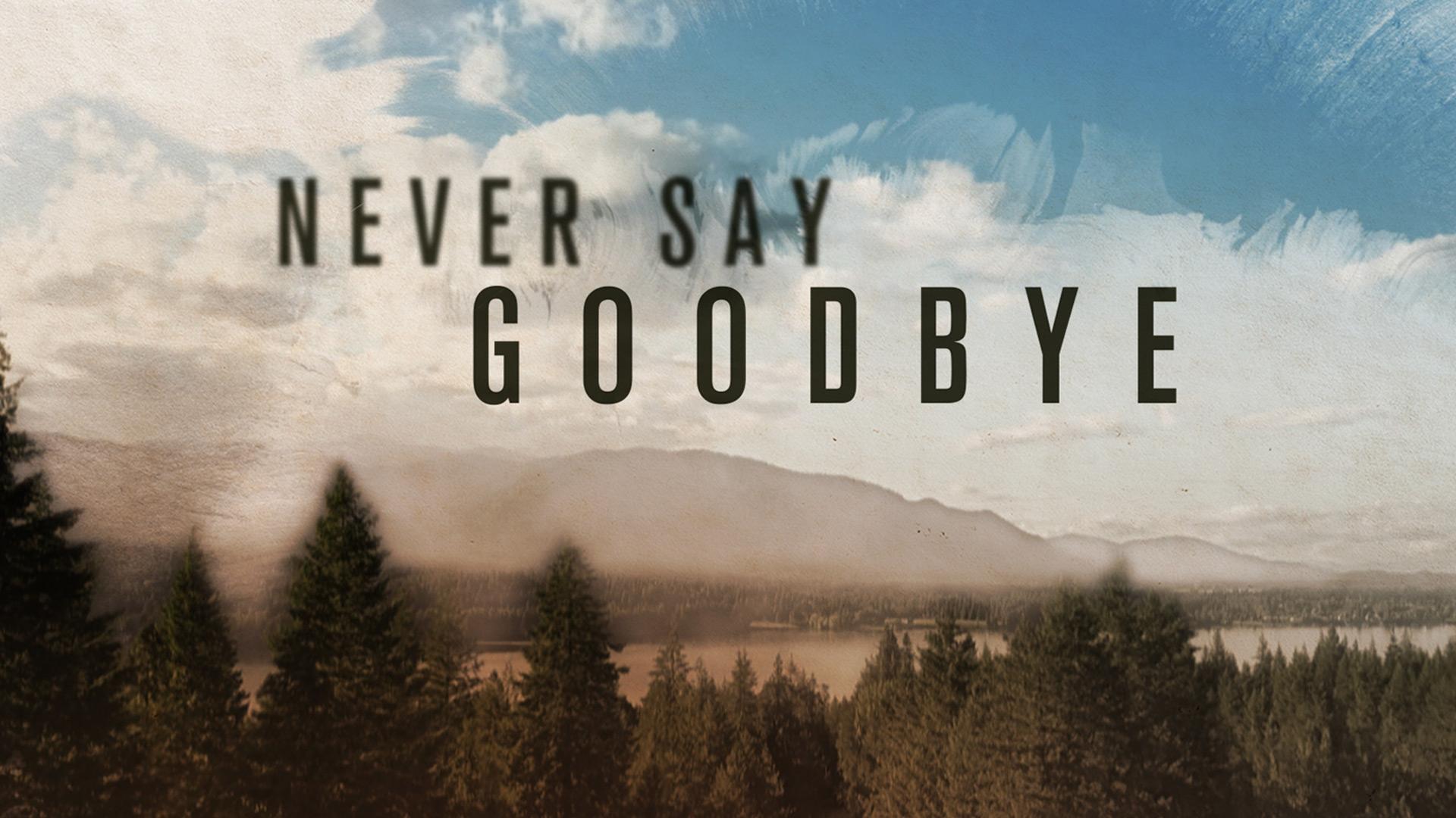 Never Say Goodbye Season 1