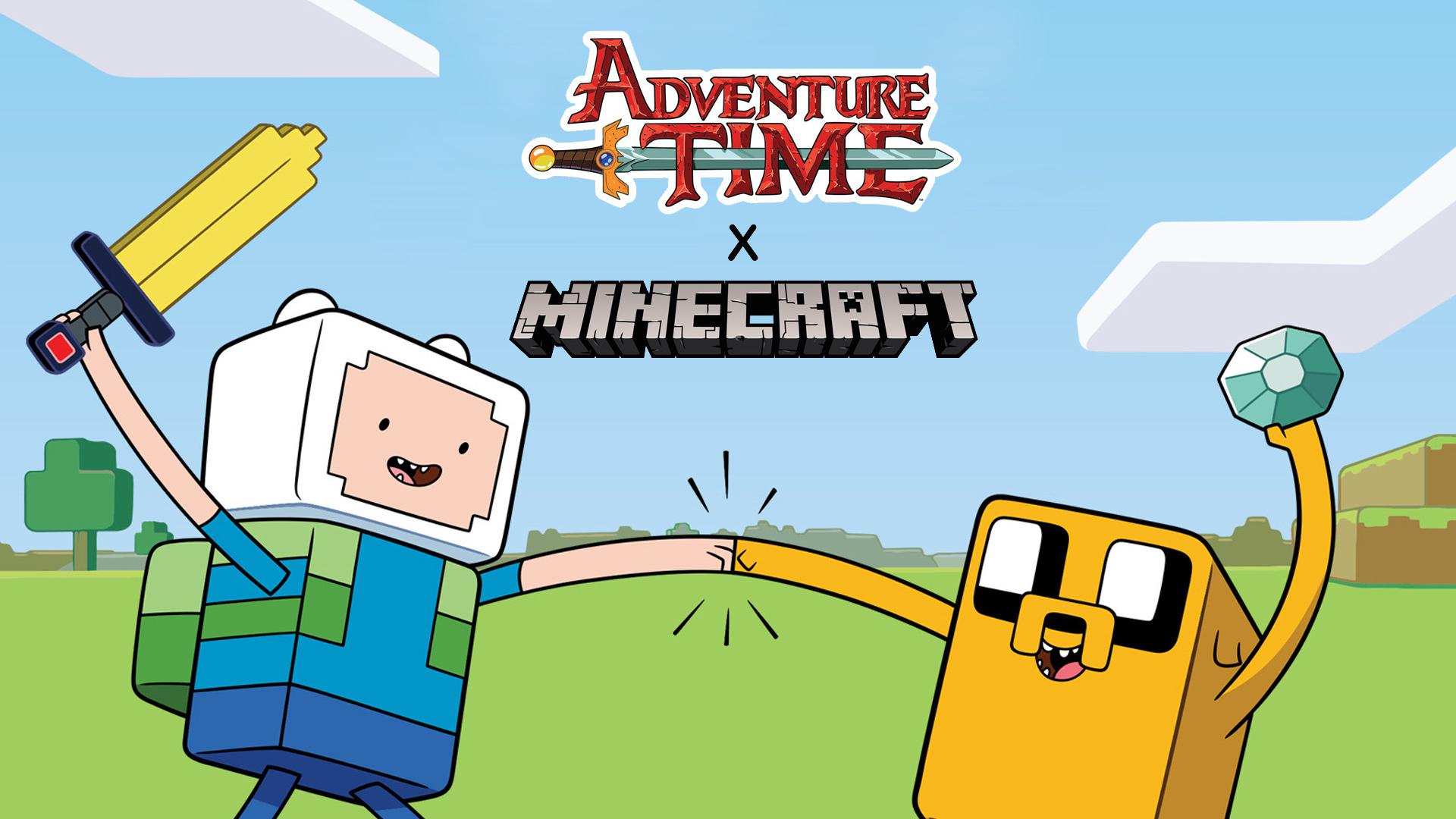 Adventure Time x Minecraft: Diamonds and Lemons Season 1