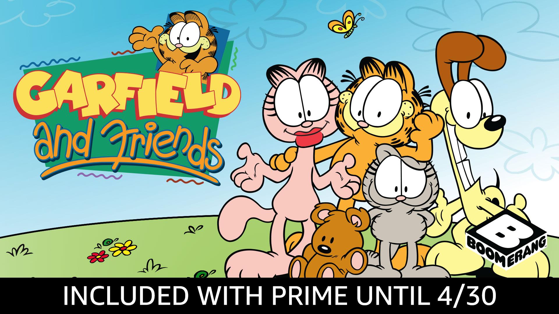 Garfield and Friends - Season 1