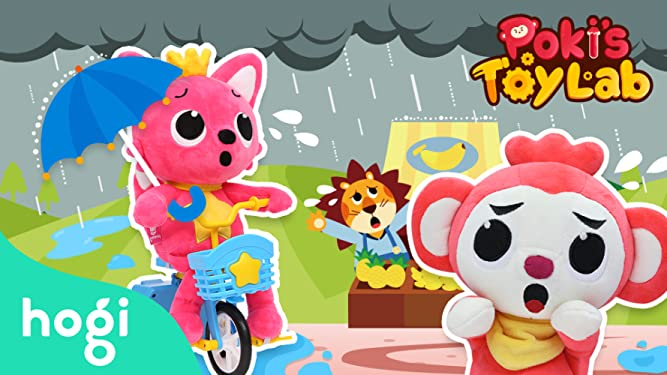 Pinkfong! Poki's Toy Lab