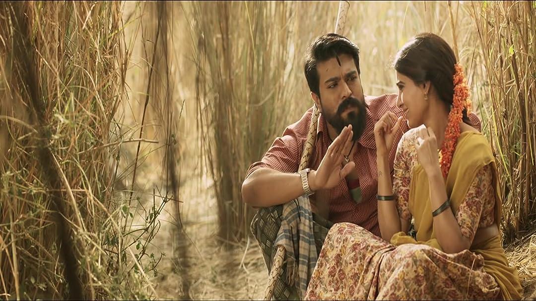 Watch Rangasthalam | Prime Video