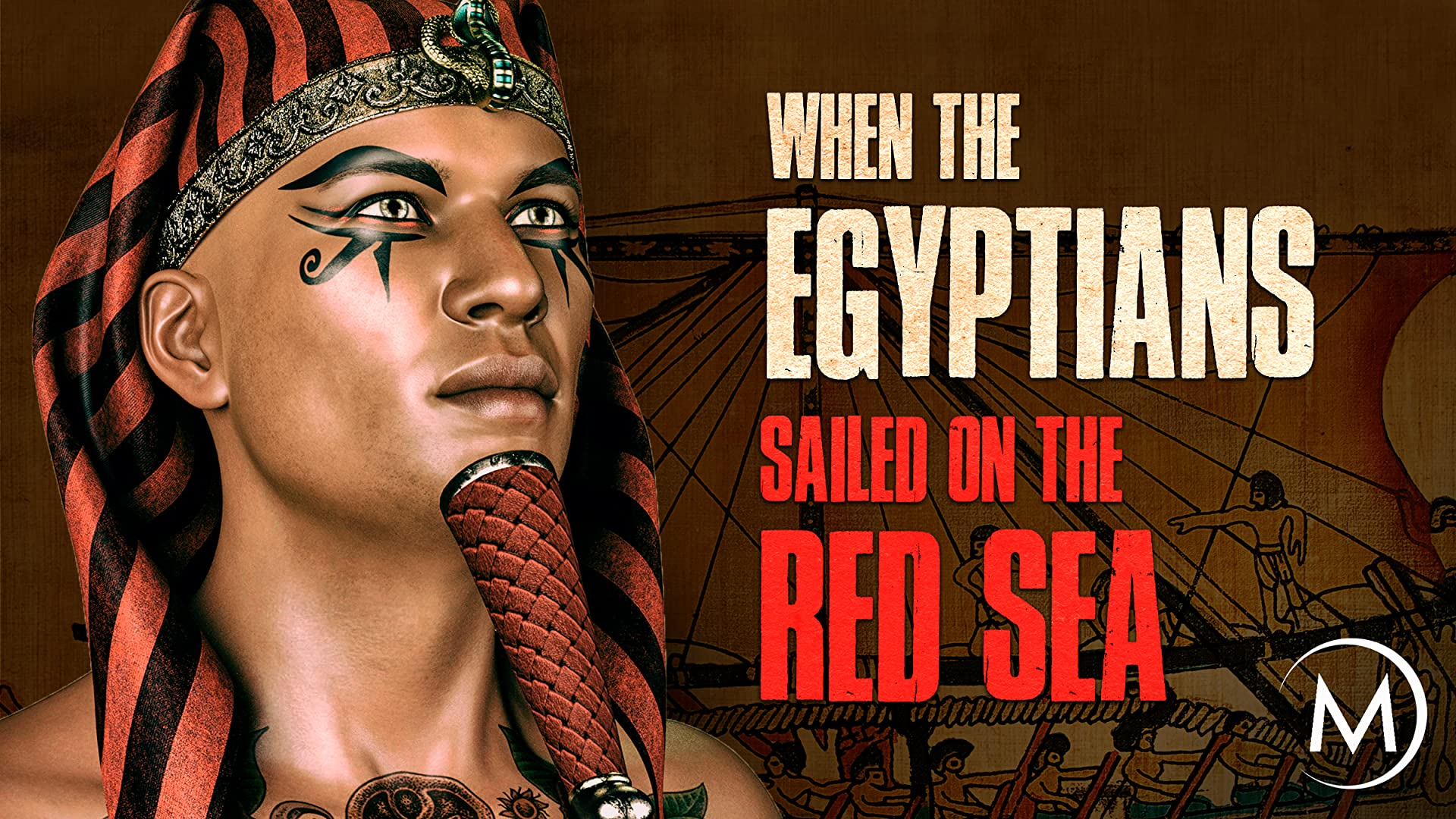 When the Egyptians Sailed on the Red Sea