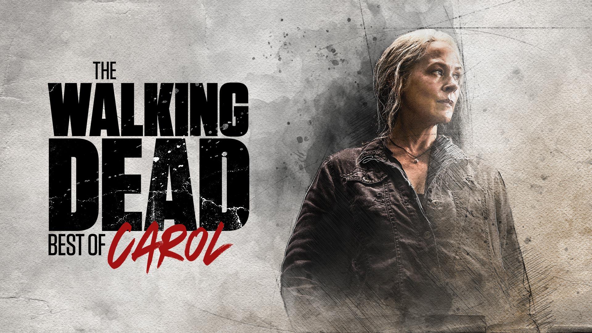 The Walking Dead: Best of Carol, Season 1