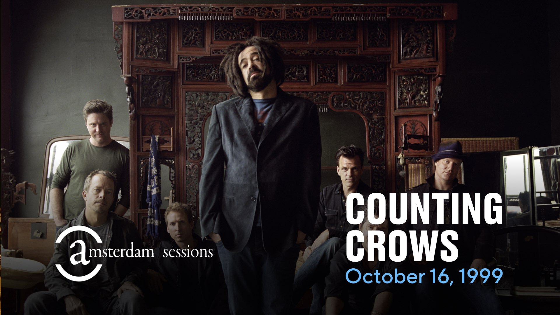 Counting Crows: Amsterdam Sessions 1999