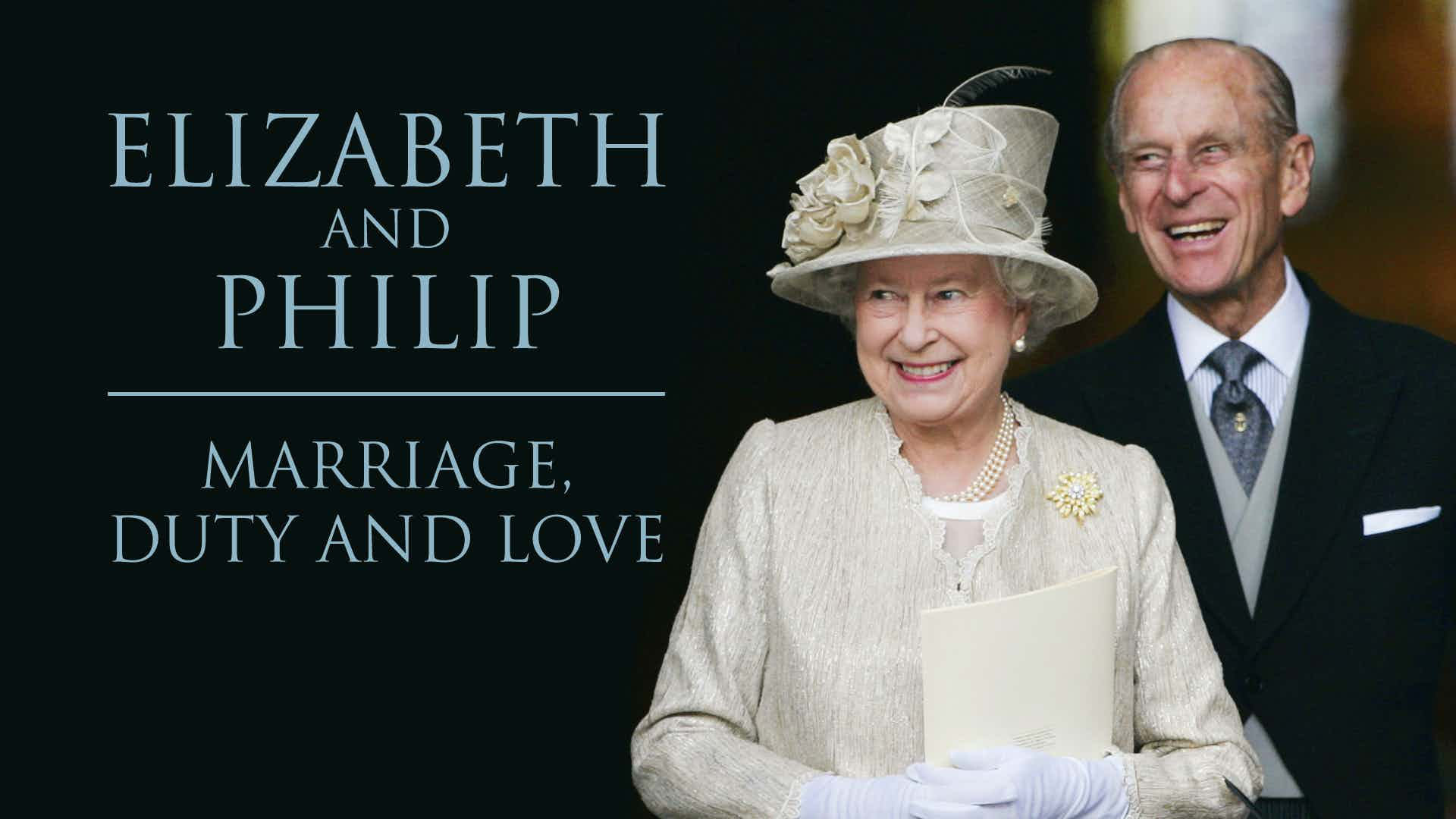 The Royals Revealed: Elizabeth and Philip