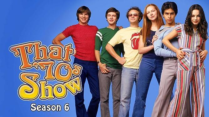 That 70's Show Season 6
