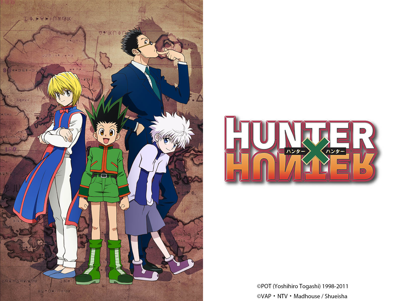 Prime Video Hunter X Hunter
