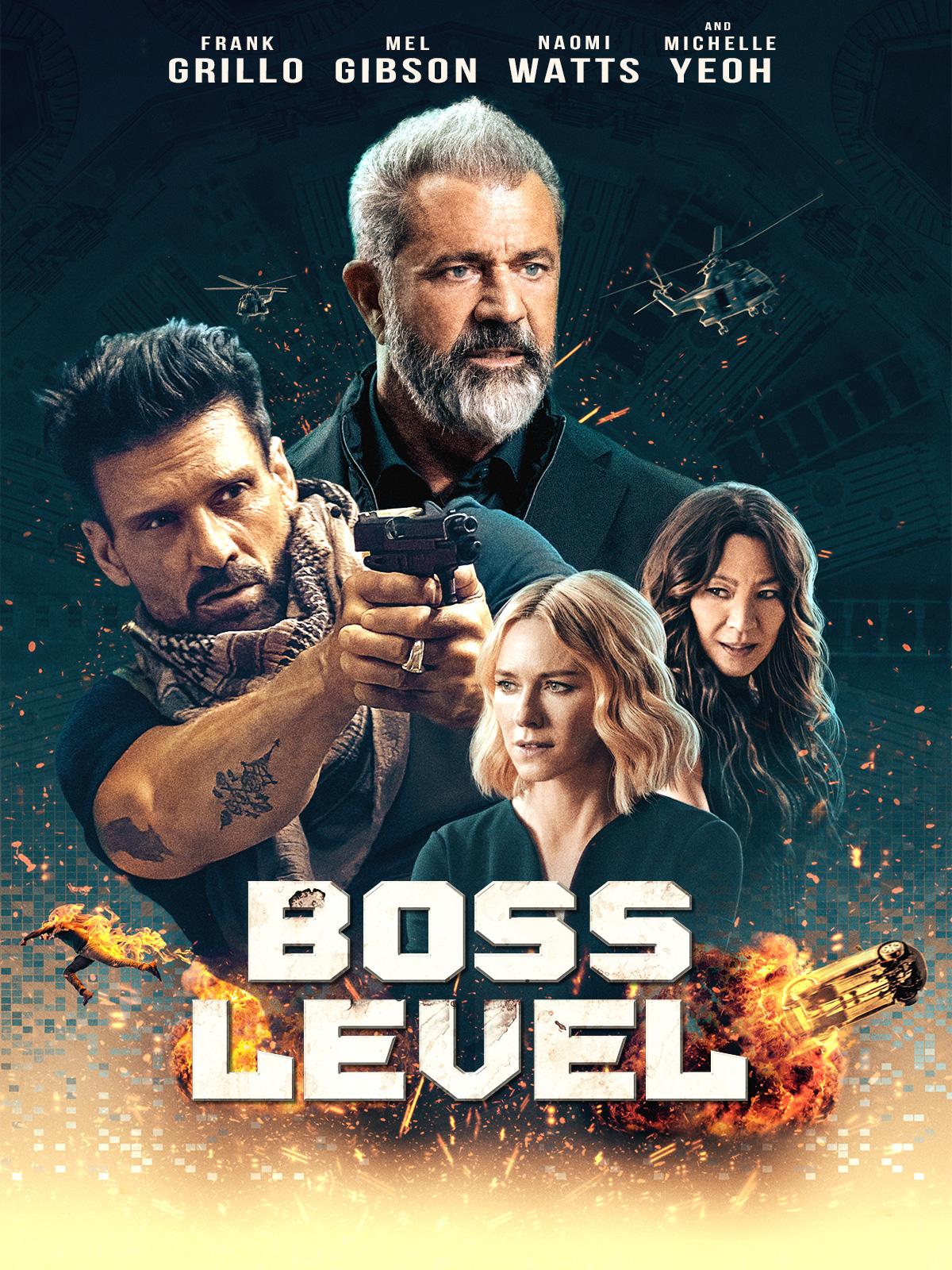 Prime Video: Boss Level