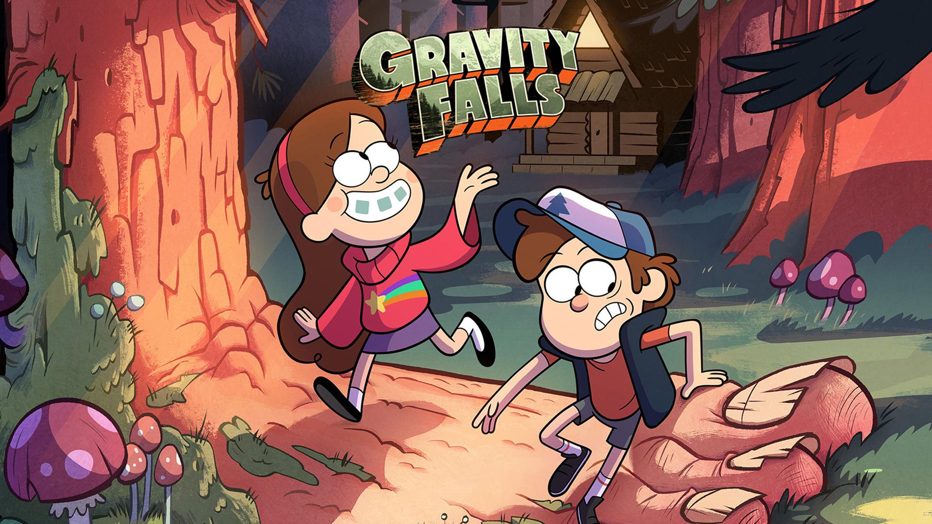 Gravity Falls Volume 1