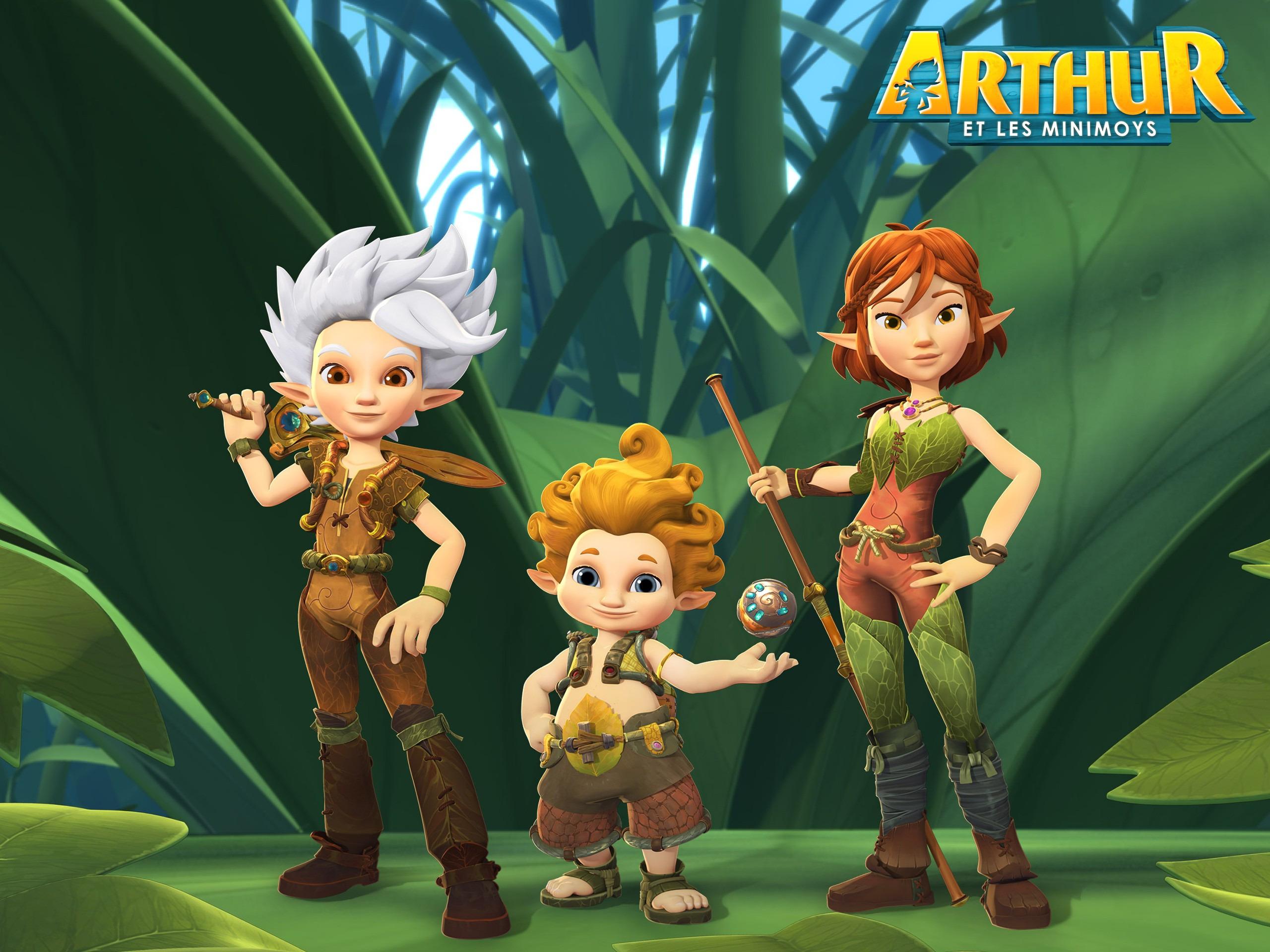 Prime Video Arthur Et Les Minimoys Saison 1