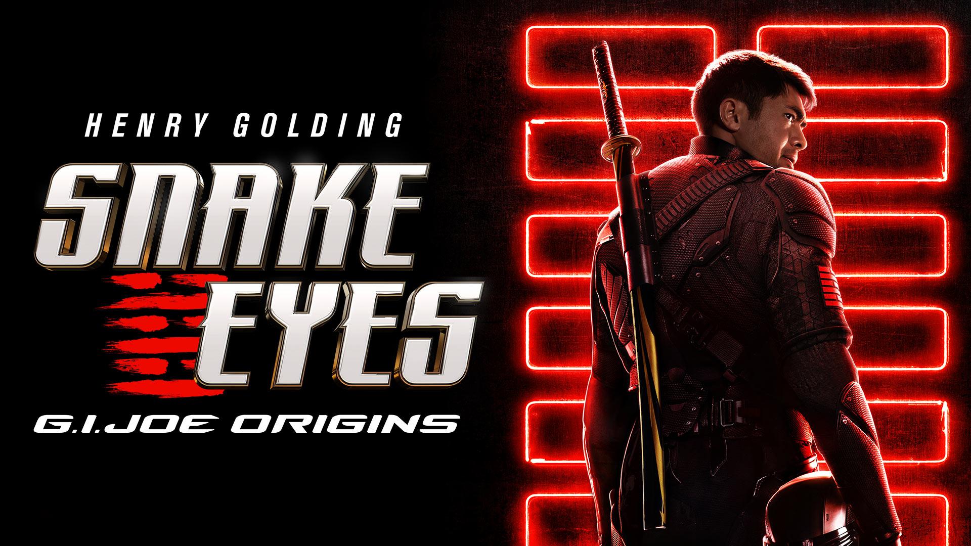 Snake Eyes: G.I. Joe Origins (4K UHD)