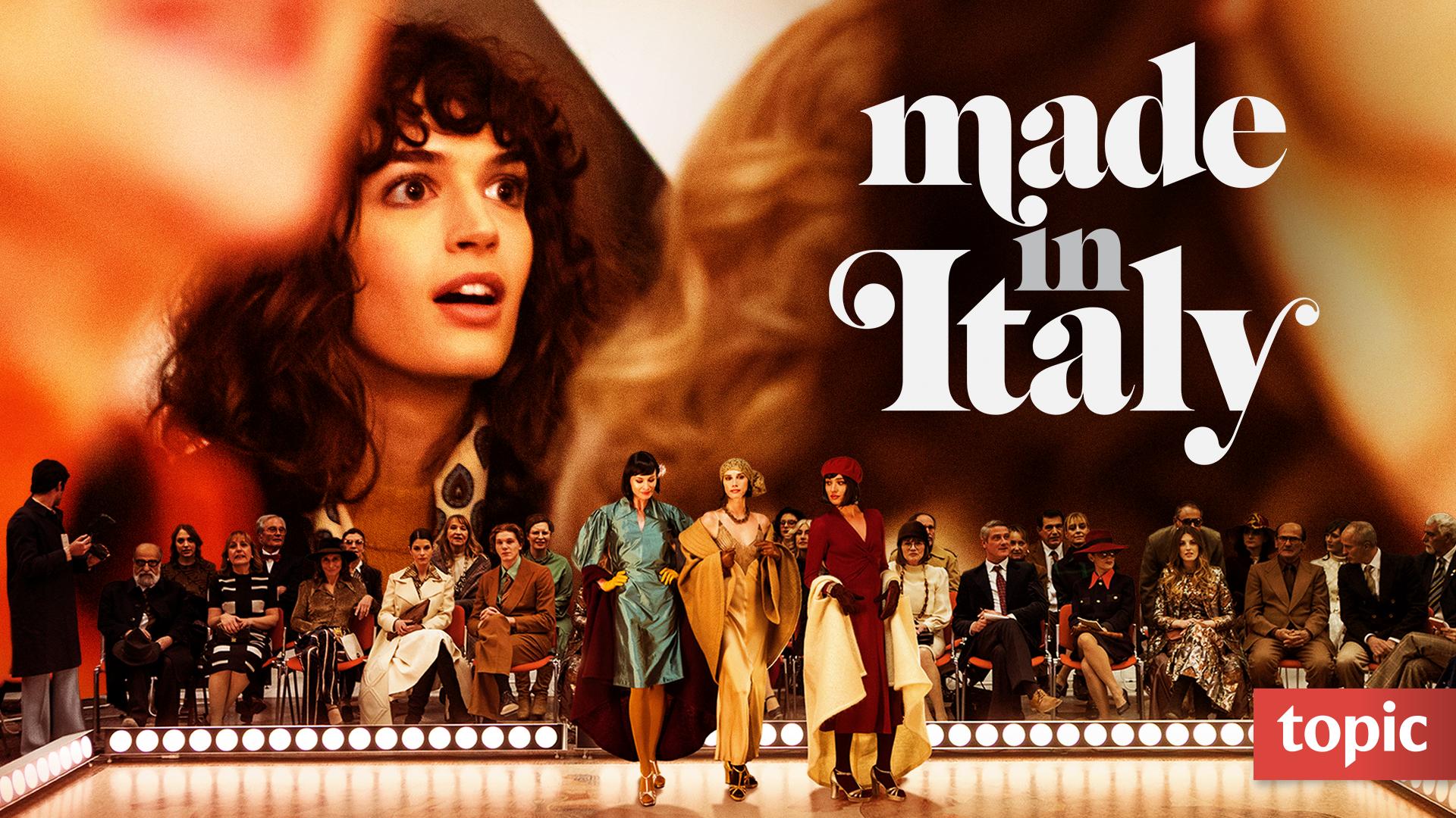 Made in Italy Season 1