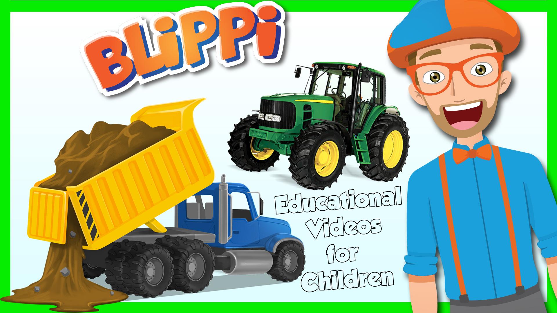 Blippi - Educational Videos for Children
