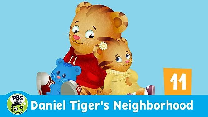 Daniel Tiger's Neighborhood: Volume 11
