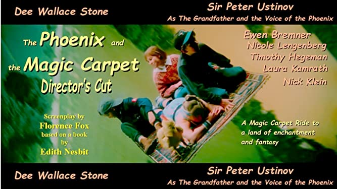 The Phoenix and the Magic Carpet - Director's Cut