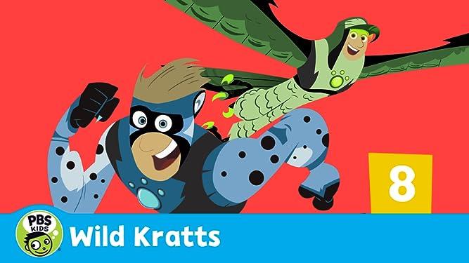 Wild Kratts Season 8