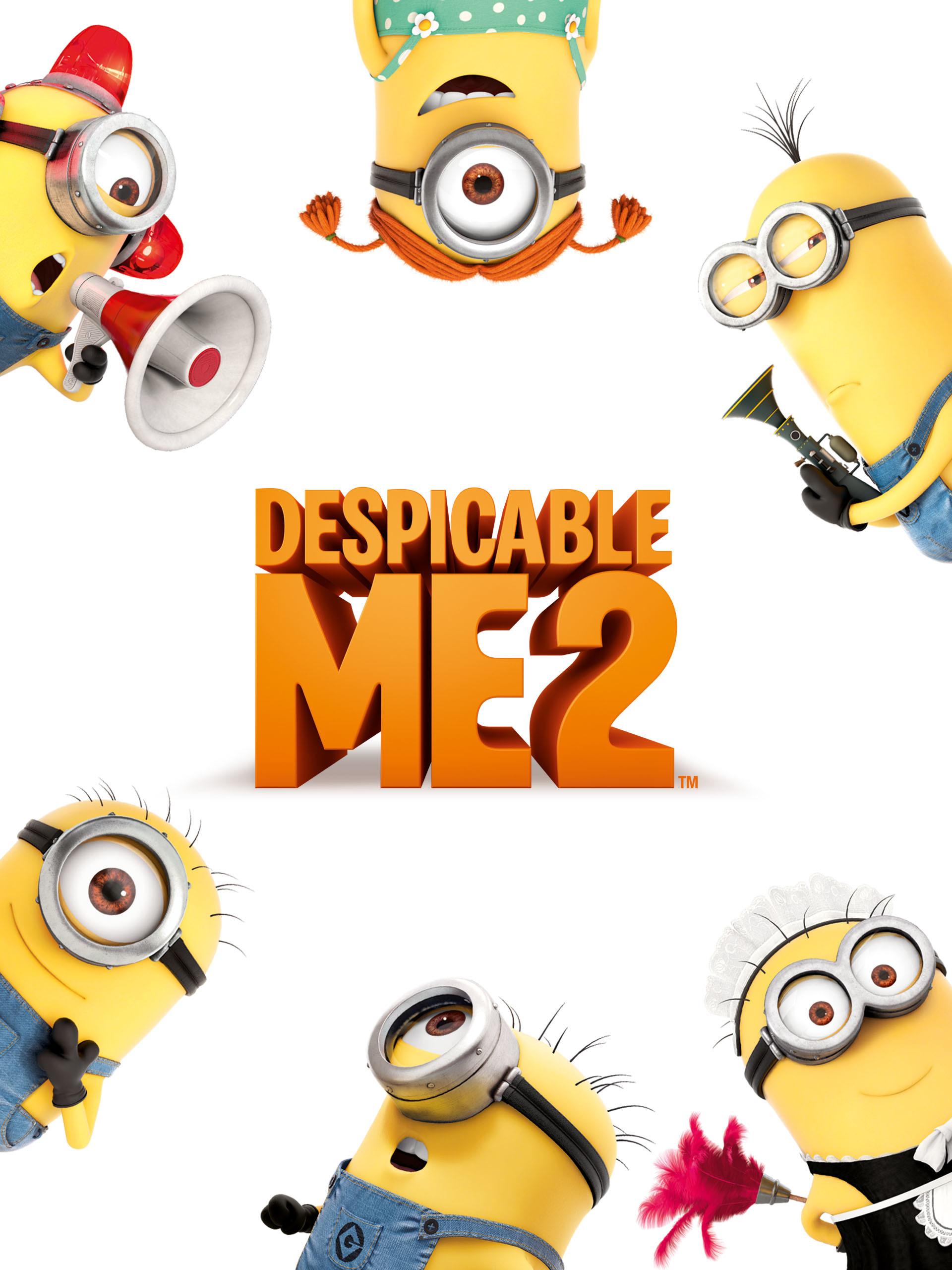 Prime Video: Despicable Me 2