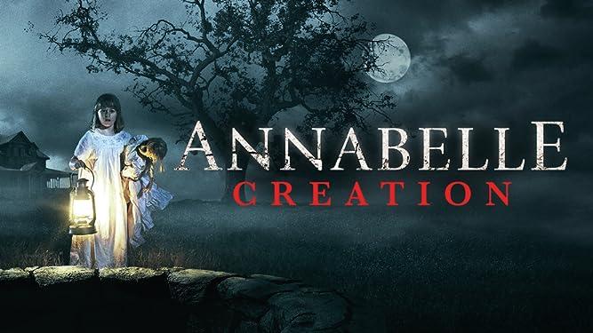 Prime Video Annabelle Creation
