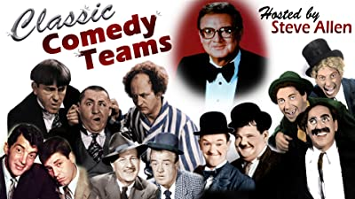 Classic Comedy Teams hosted by Steve Allen