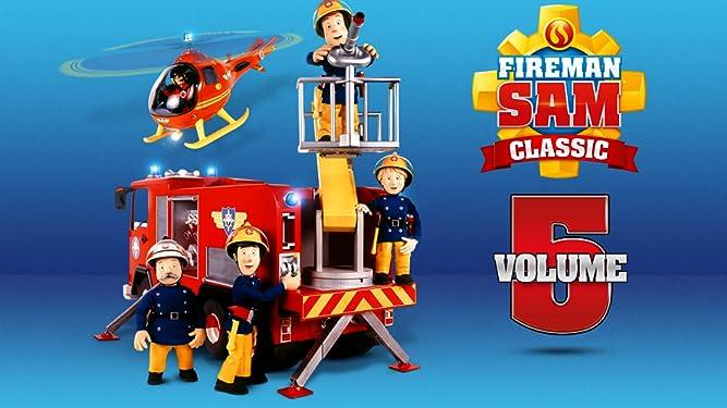 Fireman Sam Classic