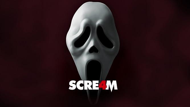 Scream 4 Prime Video