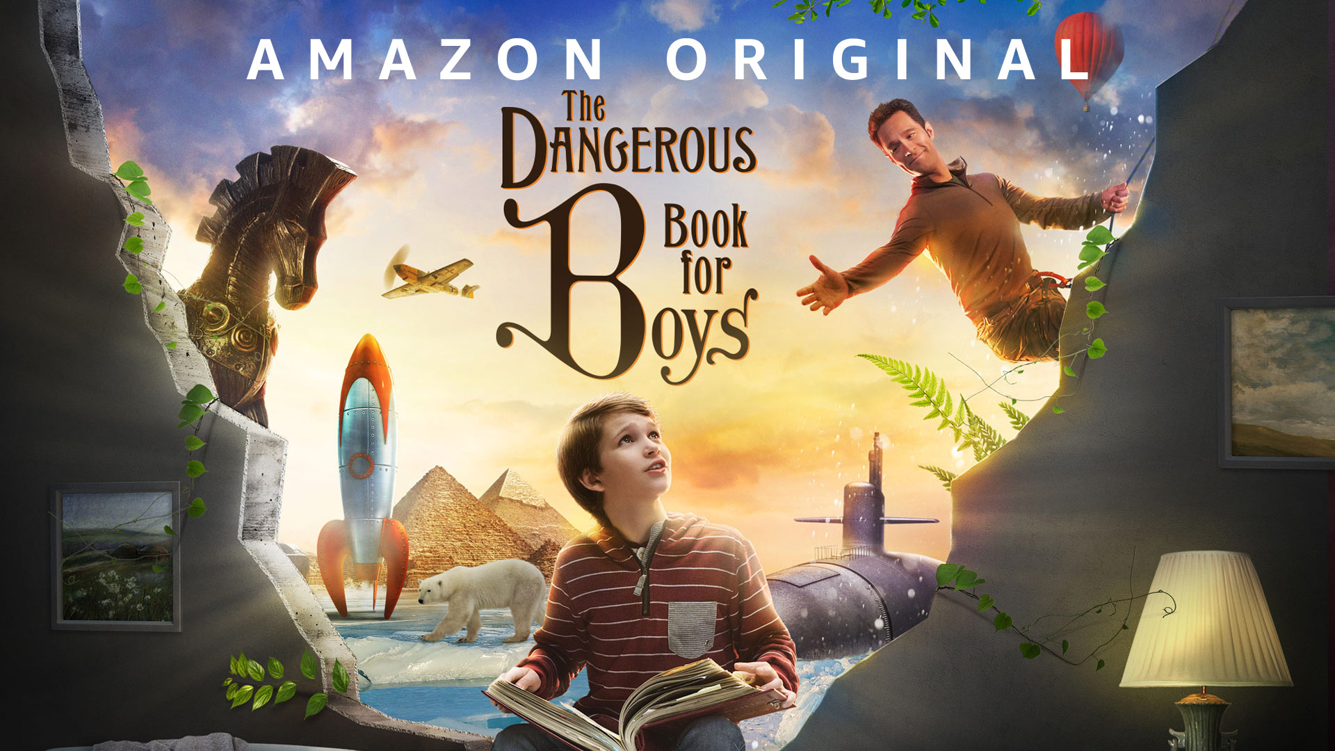 The Dangerous Book for Boys - Primeira Temporada