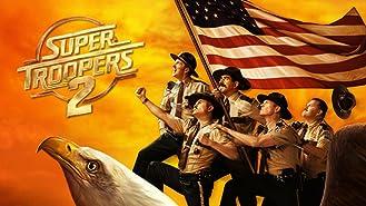 Super Troopers 2 (4K UHD)