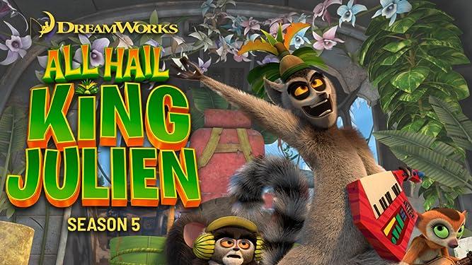 All Hail King Julien, Season 5