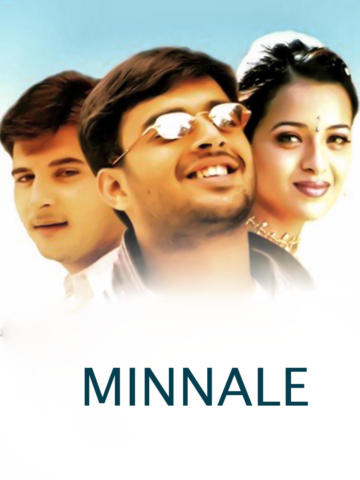 Minnale (2001) Movie Poster