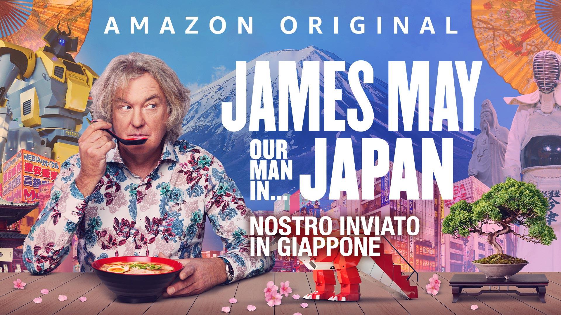 James May - Il nostro inviato in Giappone - Stagione 1