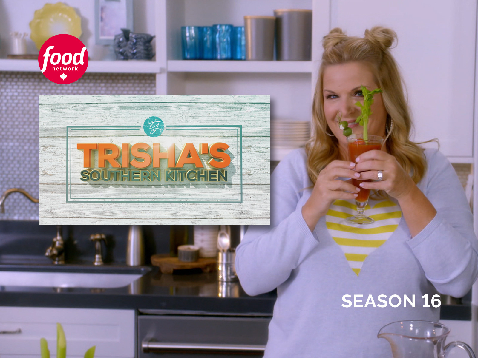 Prime Video Trisha S Southern Kitchen Season 16