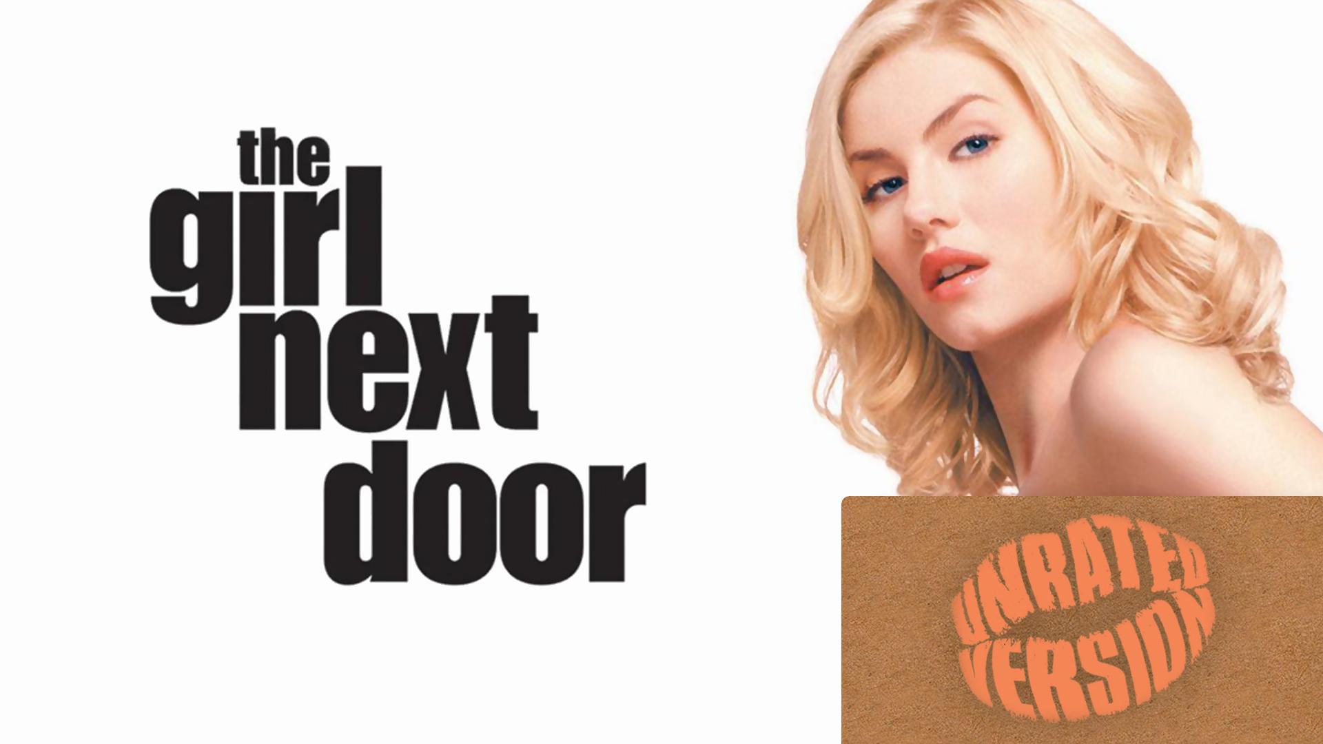 The Girl Next Door (Unrated)